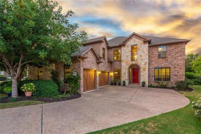 Colleyville Single Family Home Active Option Contract: 6013 Valentino Court