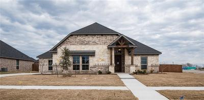 Waxahachie Single Family Home Active Option Contract: 101 Peyton Place