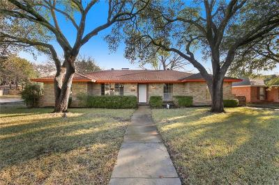 Desoto Single Family Home Active Option Contract: 1018 Westlake Drive