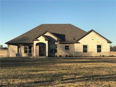 Farmersville Single Family Home Active Option Contract: 5650 Fm 1569