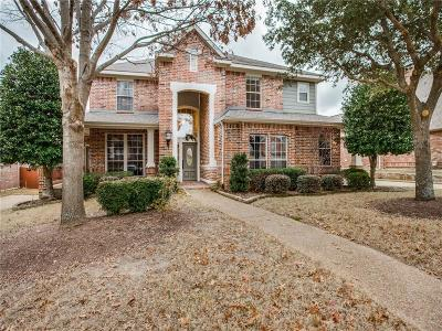 Rockwall Single Family Home For Sale: 840 Trumpeter Way