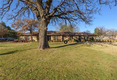 Cross Timbers Single Family Home Active Option Contract: 221 Cross Timbers Drive
