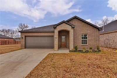 Hurst Single Family Home Active Option Contract: 316 E Pecan Street