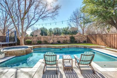 Flower Mound Single Family Home Active Option Contract: 3909 Sharondale Drive