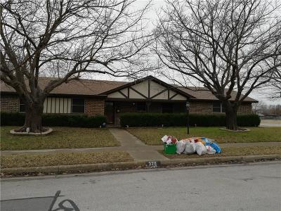 Burleson Single Family Home For Sale: 329 NW Suzanne Terrace