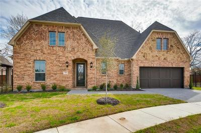 Keller Single Family Home For Sale: 712 Brookstone Court