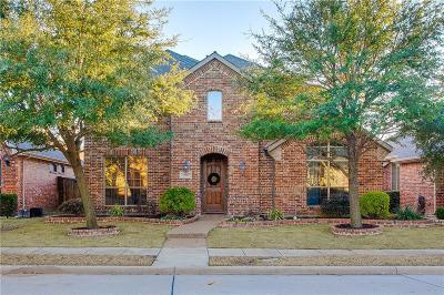 Allen Single Family Home Active Option Contract: 1907 Kirby Lane