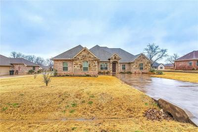 Granbury Single Family Home For Sale: 6411 Inverness Road