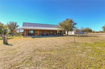 Hico Single Family Home Active Contingent: 230 Pr 2483