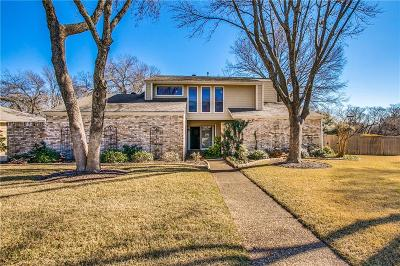 Garland Single Family Home Active Option Contract: 7402 Wheatfield Road