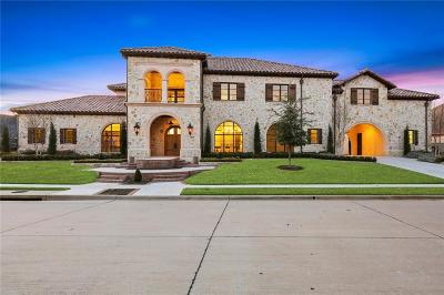 Coppell, Frisco, Lewisville Single Family Home For Sale: 6923 Ranier Street