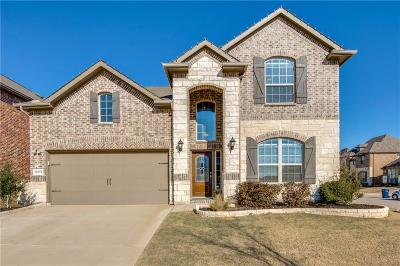 Prosper Single Family Home For Sale: 16729 White Rock Boulevard