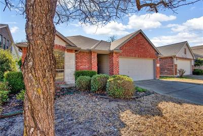 McKinney Single Family Home Active Option Contract: 612 Twin Knoll Drive