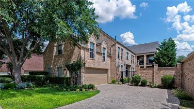 Plano Single Family Home For Sale: 6909 Admirals Cove Court