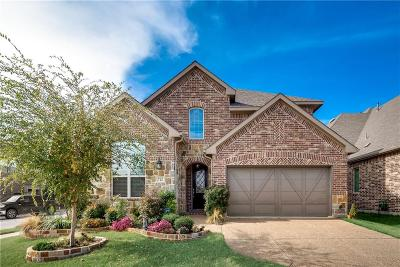 Lewisville Single Family Home For Sale: 712 Warwick Boulevard