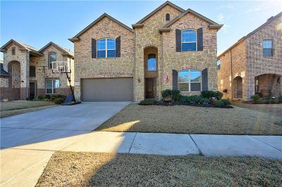 Prosper Single Family Home For Sale: 16524 Amistad Avenue