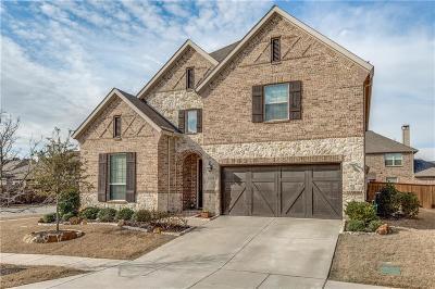 Celina Single Family Home For Sale: 3625 Wagon Wheel Way