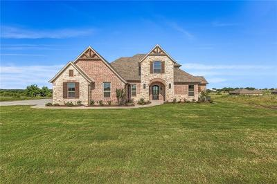 Johnson County Single Family Home For Sale: 10101 Oncilla Court