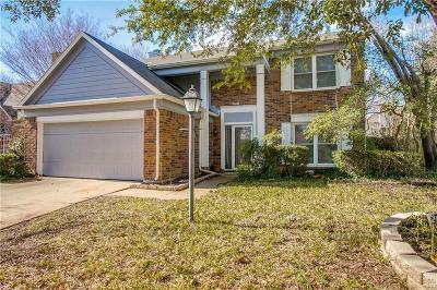 Grand Prairie Single Family Home For Sale: 4439 Mercer Street