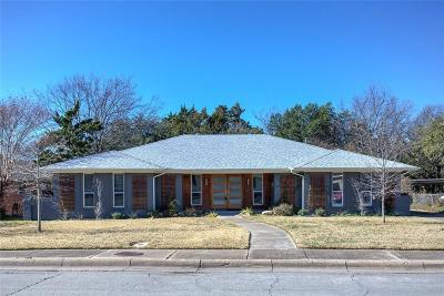 Single Family Home For Sale: 12015 Loch Ness Drive
