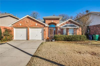McKinney Single Family Home For Sale: 2905 Dover Drive