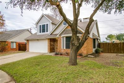 Flower Mound Single Family Home Active Option Contract: 1128 Prospect Drive