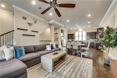 Dallas Townhouse For Sale: 659 S Cesar Chavez Boulevard