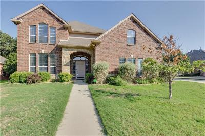 Azle Single Family Home For Sale: 1596 Flying Jib Drive