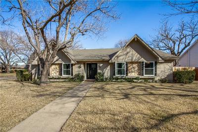 Richardson Single Family Home For Sale: 432 Pleasant Valley Lane