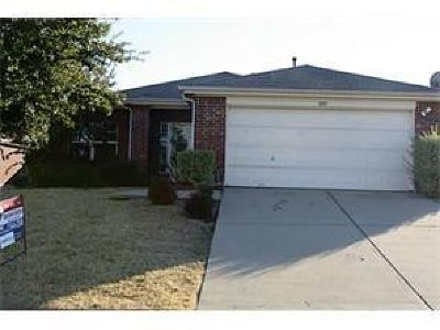 Wylie Single Family Home Active Contingent: 3115 Connor Lane