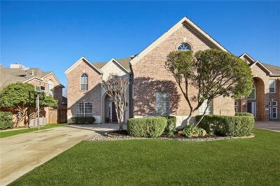 Flower Mound Single Family Home For Sale: 3624 Burlington Drive