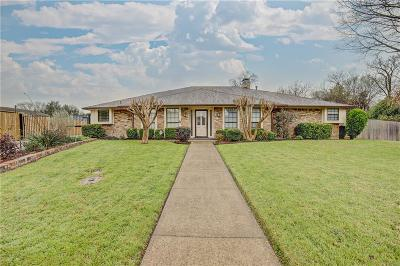 Desoto Single Family Home For Sale: 1425 Cassandra Circle