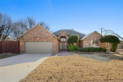Single Family Home For Sale: 8305 Pinnacle Drive