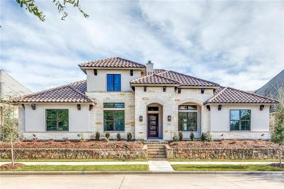 McKinney Single Family Home For Sale: 5805 Settlement Way