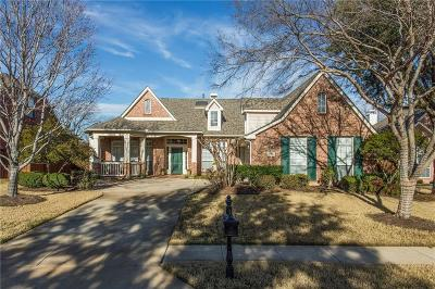 Flower Mound Single Family Home Active Option Contract: 3608 Gallop Court