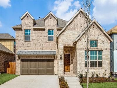 McKinney Single Family Home For Sale: 5904 Folsum Place