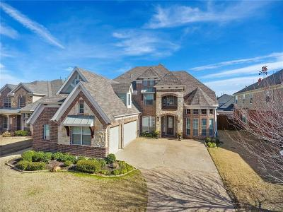 Sachse Single Family Home For Sale: 6808 Canyon Meadow Drive