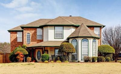 Crandall, Combine Single Family Home For Sale: 301 Creekview Circle