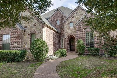 Highland Village Single Family Home Active Option Contract: 3376 Castlewood Boulevard