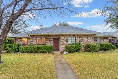 Coppell Single Family Home For Sale: 313 Pepperwood Street