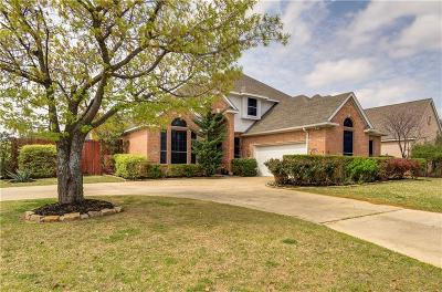 Colleyville Single Family Home For Sale: 5100 Shadowood Road