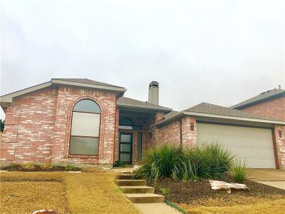 Cedar Hill Single Family Home For Sale: 812 Chauvin Drive