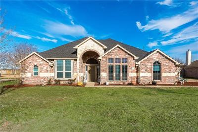 Waxahachie Single Family Home For Sale: 224 Kings Court