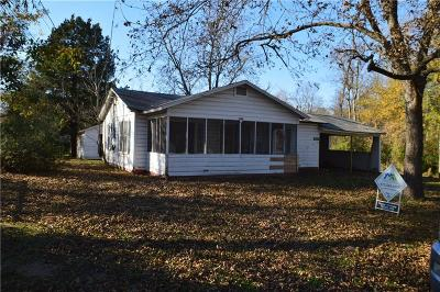 Grand Saline TX Single Family Home For Sale: $40,000