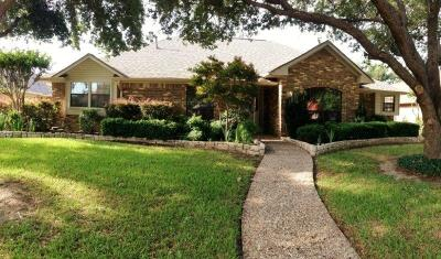 Coppell Residential Lease For Lease: 714 Oriole Lane