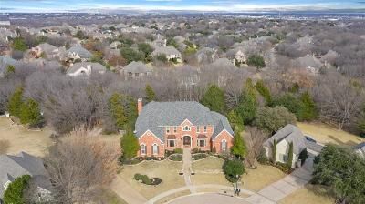 McKinney Single Family Home For Sale: 1720 Woodbridge Drive