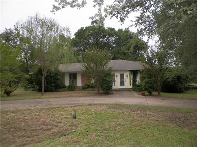 Sherman Single Family Home For Sale: 1400 W Shields Drive