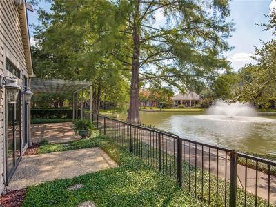Single Family Home Active Contingent: 6534 Brook Lake Drive