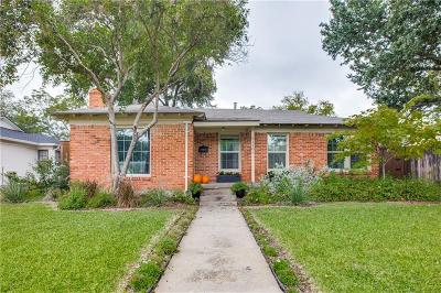 Single Family Home Active Option Contract: 5118 Lahoma Street