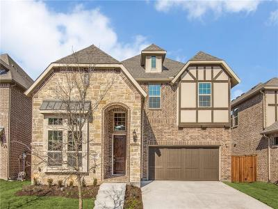 McKinney Single Family Home For Sale: 5912 Folsum Place